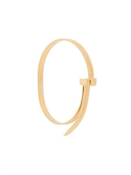 Złota bransoletka ze złota Ambush