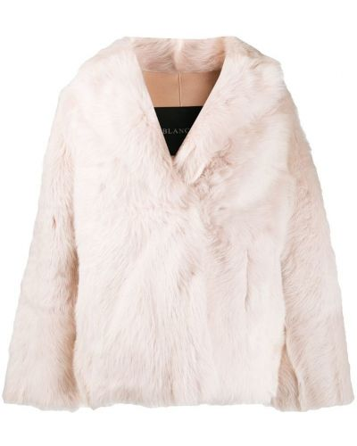 Розовая куртка Blancha