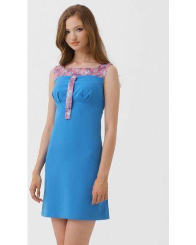 Платье - голубое Ано