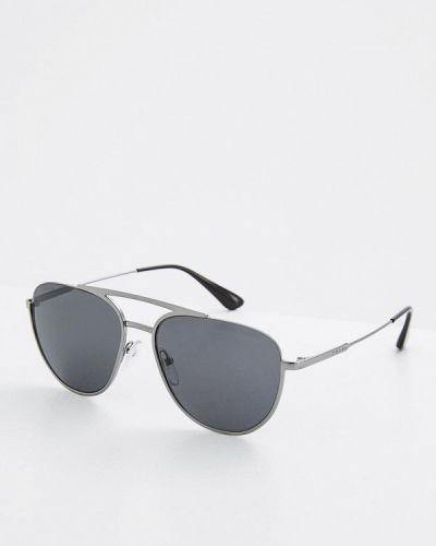 Солнцезащитные очки авиаторы Prada