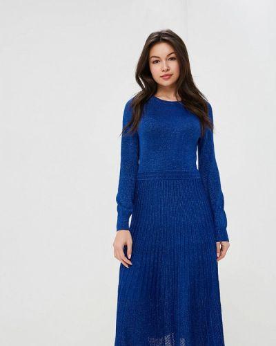Платье синее Oasis
