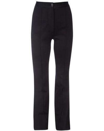 Spodnie dzwony eleganckie - czarne Givenchy