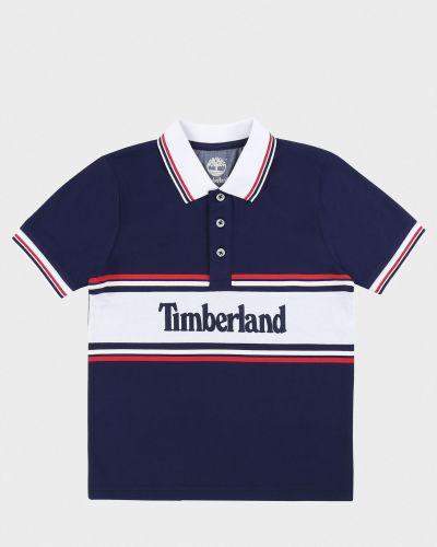 Повседневное поло Timberland Kids