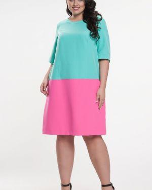 Летнее платье платье-сарафан из вискозы прима линия