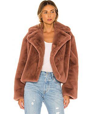 Куртка плюшевая с карманами Bb Dakota