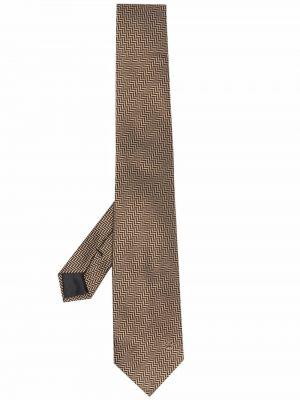 Złoty krawat - czarny Givenchy