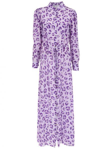 Платье макси на пуговицах классическое Amir Slama