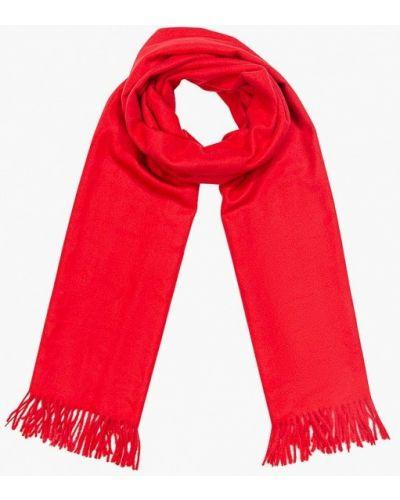 Красный палантин итальянский Eleganzza