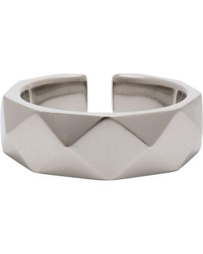 Otwarty srebro pierścień Isabel Marant