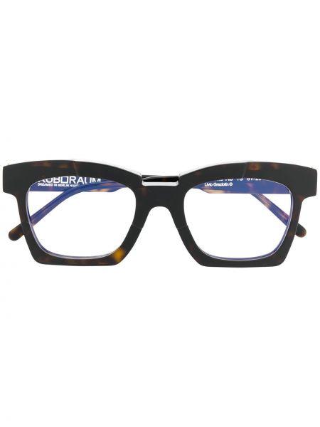 Oprawka do okularów brązowy Kuboraum