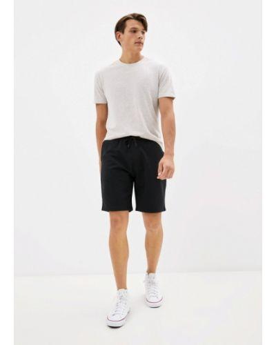 Черные весенние шорты Defacto