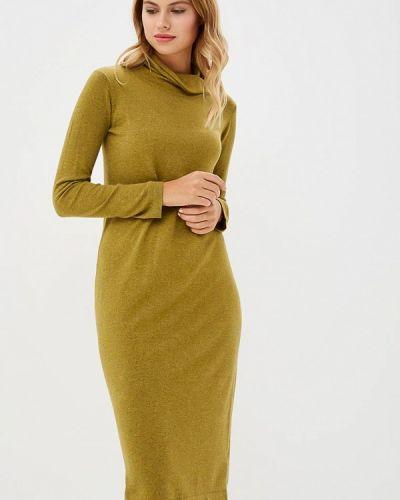 Вязаное платье осеннее трикотажное Savage