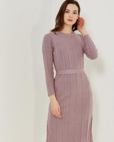 Розовое платье Conso Wear