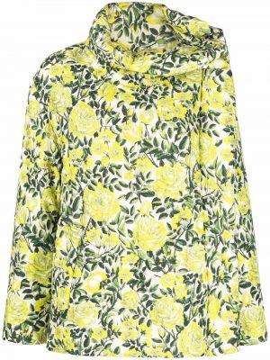 Длинная куртка - желтая Kenzo