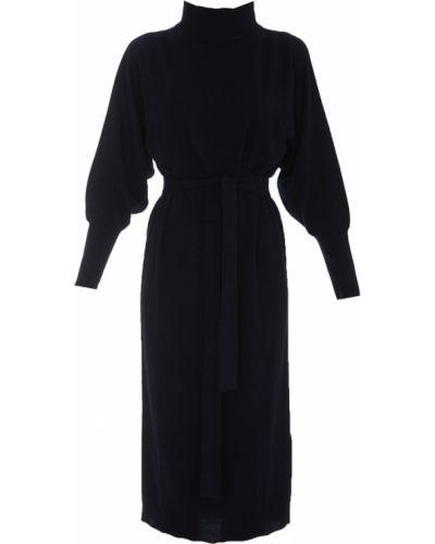 Czarna sukienka Essentiel Antwerp