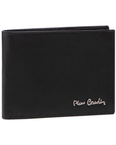 Portfel - czarny Pierre Cardin