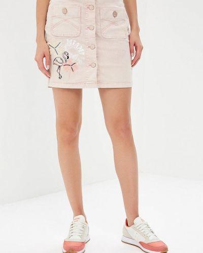 Юбка мини джинсовая Desigual