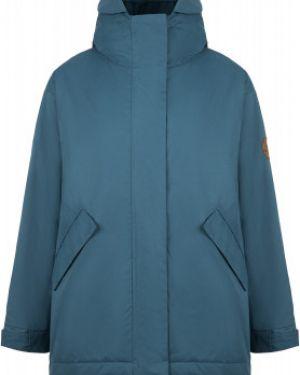 Утепленная куртка коричневая Outventure
