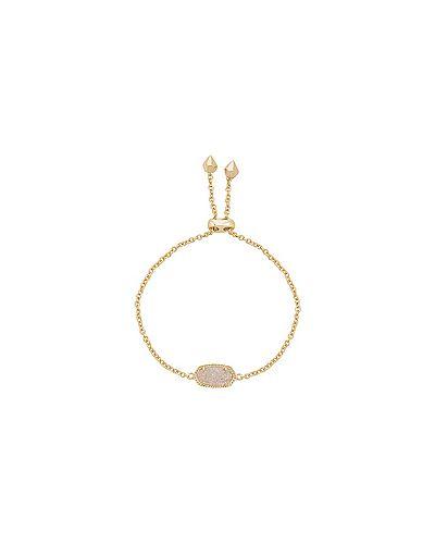 Золотой браслет позолоченный золотой Kendra Scott
