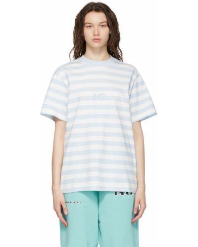 Biały t-shirt krótki rękaw bawełniany Noon Goons