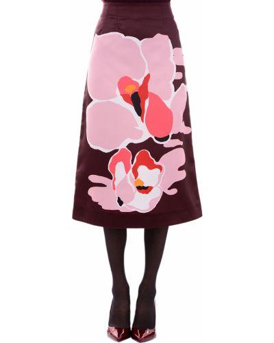 Фиолетовая юбка Twin-set