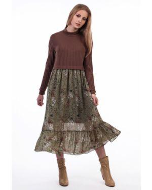 Шифоновое платье Kapsula