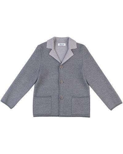 Пиджак шерстяной акриловый Jacote