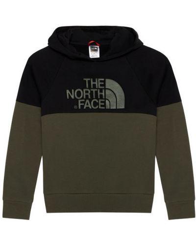 Zielona bluza The North Face