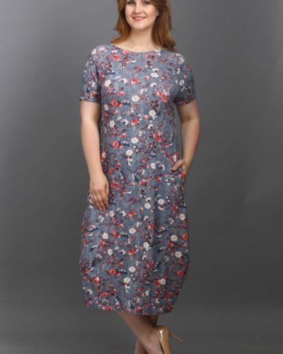 Повседневное платье в стиле бохо с карманами Lacywear