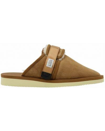 Sandały - brązowe Suicoke
