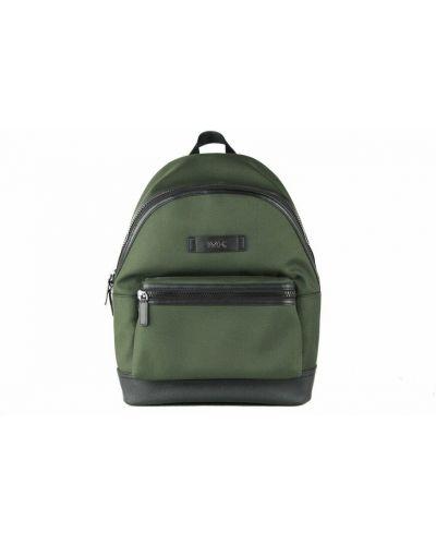 Plecak sportowy - zielony Michael Kors
