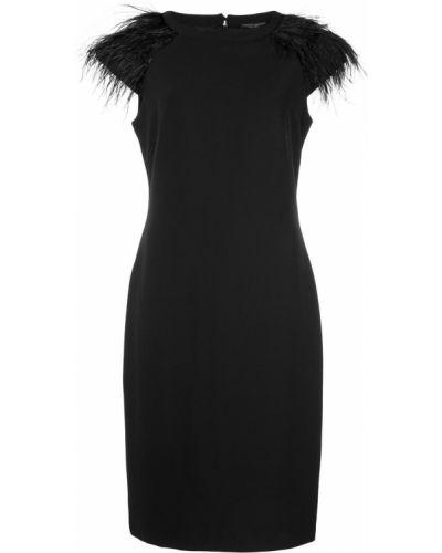 Облегающее платье мини с вырезом Alberto Makali