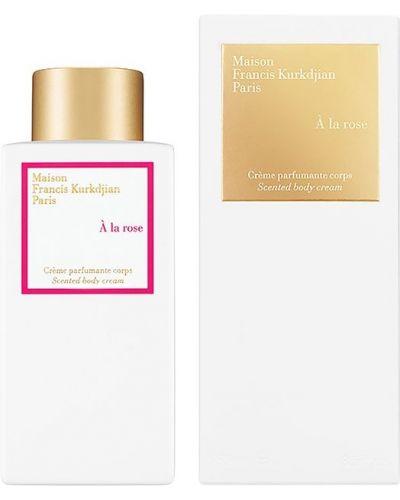 Крем для тела бархатный крем-масло Maison Francis Kurkdjian