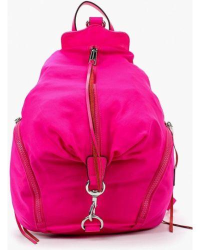 Розовый рюкзак Rebecca Minkoff