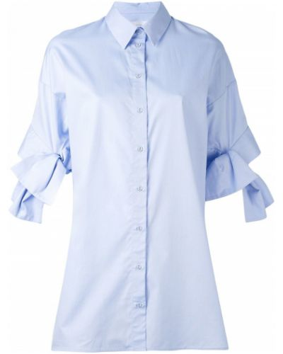 Рубашка с завязками Victoria, Victoria Beckham