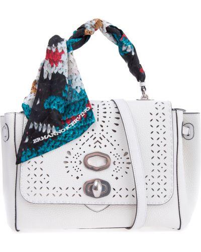Сумка через плечо сумка-тоут кожаный Ermanno Scervino