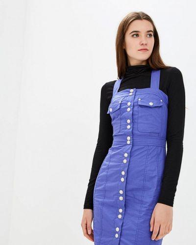 Платье фиолетовый Mazal