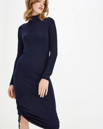 Платье - синее Carven