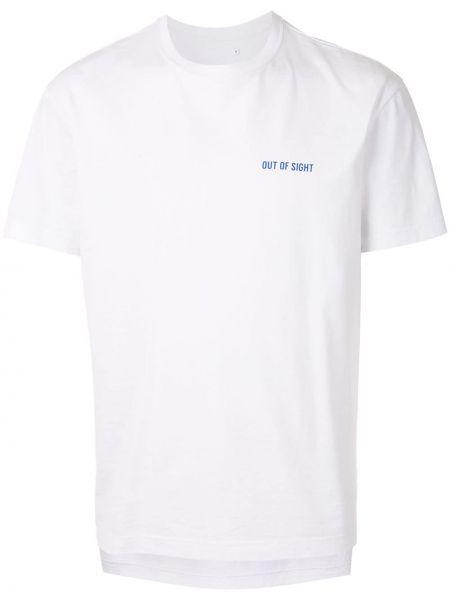 Koszula krótkie z krótkim rękawem z logo z nadrukiem Off Duty