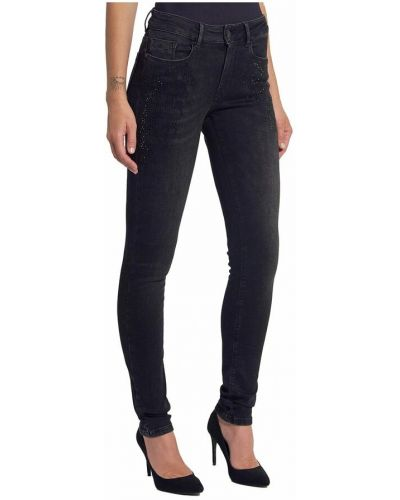 Czarne mom jeans Kaporal