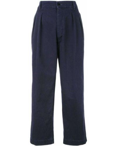 Укороченные брюки с поясом The Seafarer