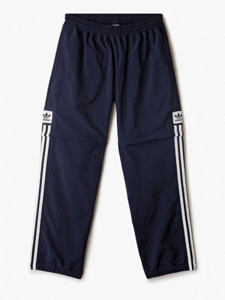 Спортивные брюки весенний синие Adidas Originals