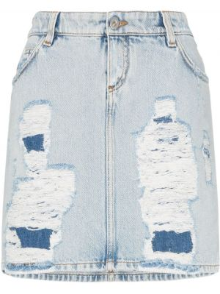 Юбка мини джинсовая классическая Faith Connexion