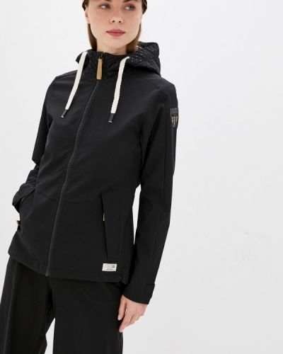 Черная куртка Torstai