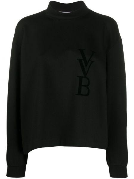 Толстовка с логотипом Victoria, Victoria Beckham