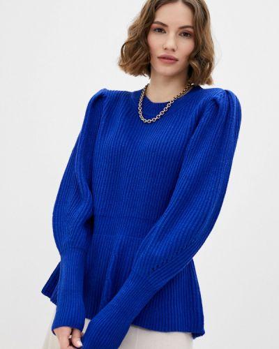 Синий джемпер By Swan