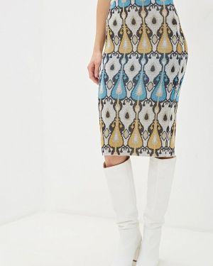 Разноцветная юбка L1ft