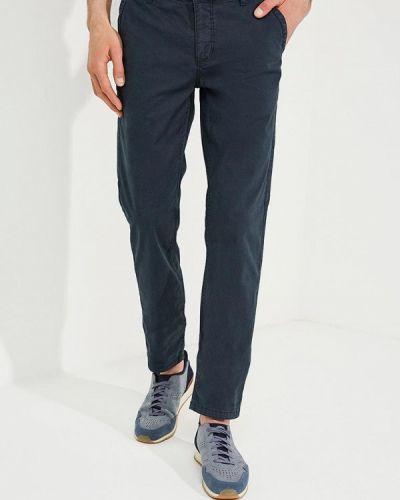 Синие брюки чиносы Daniel Hechter