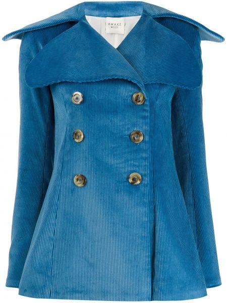 Синий пиджак A.w.a.k.e. Mode