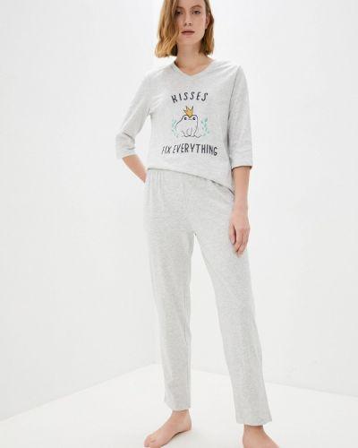 Пижама - серая Nymos